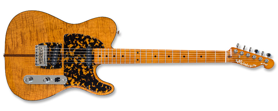 H.S. Anderson Mad Cat Vintage Reissue