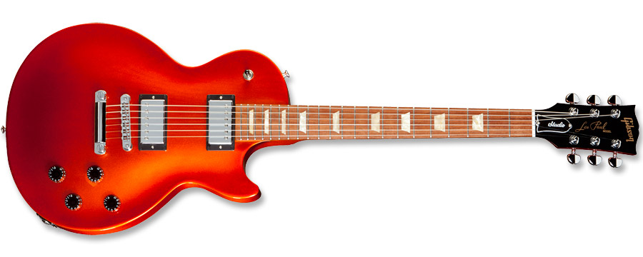 Gibson Nitrous Les Paul Studio Orange Glow