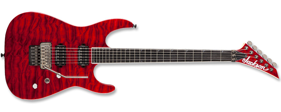 Jackson SL2Q Pro Series Soloist