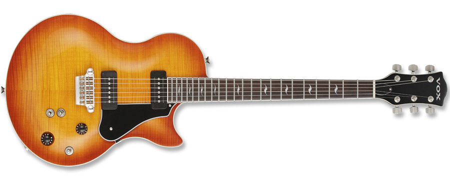 Vox Series 55 SSC-55 Sienna Burst