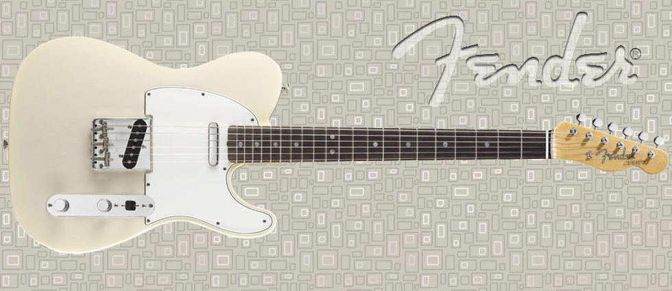 vintage accurate recreation of the 1964 Telecaster