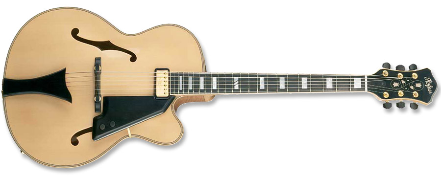 Hofner New President Natural