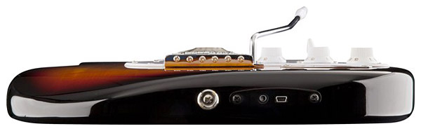 Squier Stratocaster USB iOS