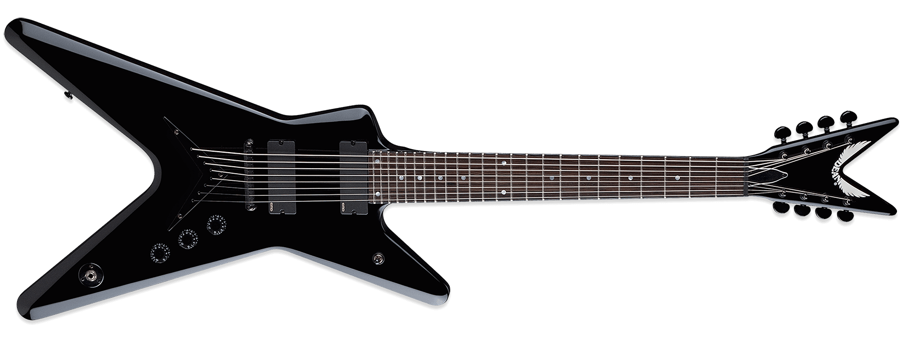 Dean ML Modifier 8 String Classic Black
