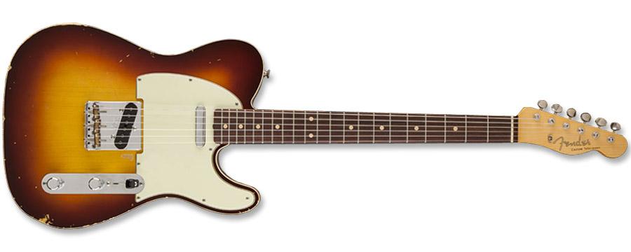 Fender Sheryl Crow 1959 Telecaster Custom