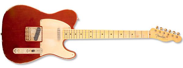 Fender Custom Shop 1952 Telecaster Relic