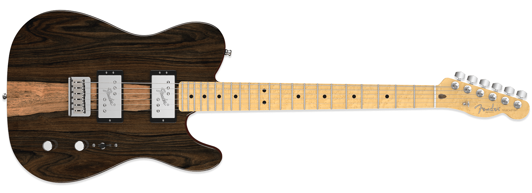 Fender Select Telecaster HH Natural