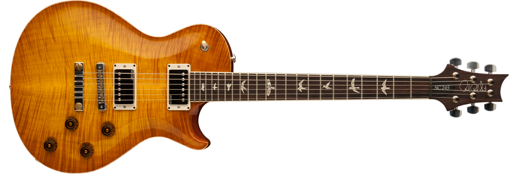 PRS SC245 McCarty Sunburst