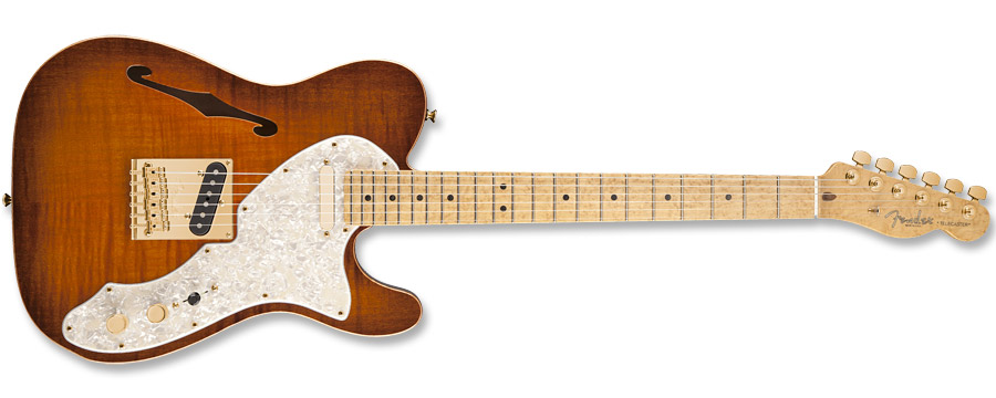 Fender Select Telecaster Thinline