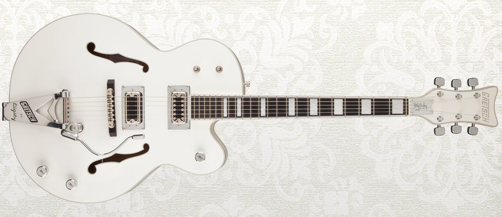 Gretsch G7539T Billy Duffy White Falcon