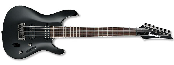 Ibanez Iron Label S