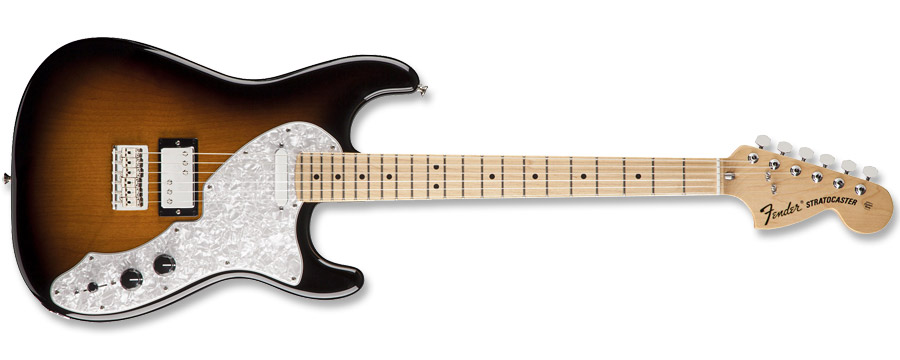 Fender Pawn Shop 70s Stratocaster Deluxe | Guitar Planet