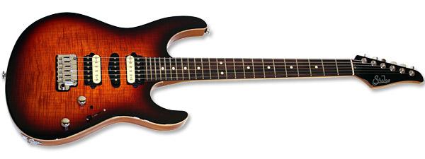 Suhr Modern Pro Series M7
