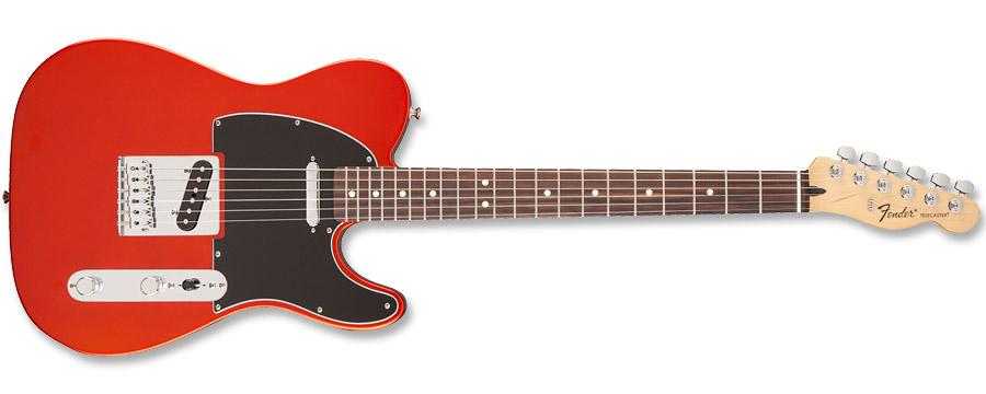 Fender Standard Telecaster Satin Arizona Sun
