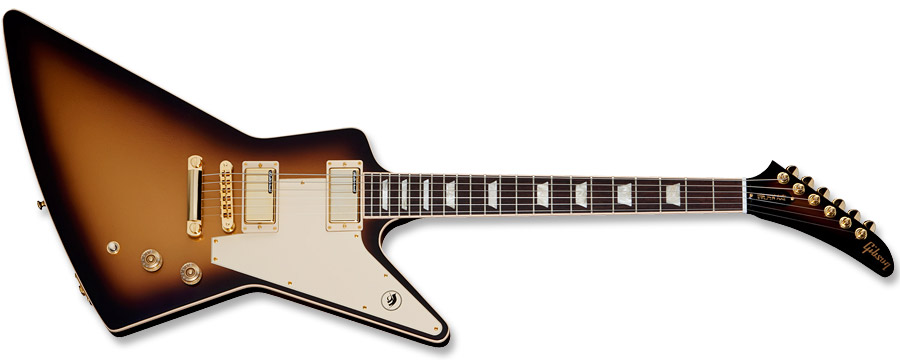 Gibson Bill Kelliher Golden Axe Explorer