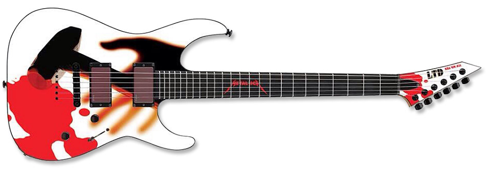 ESP LTD Kill Em All