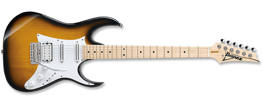 Ibanez Andy Timmons AT10P Sunburst