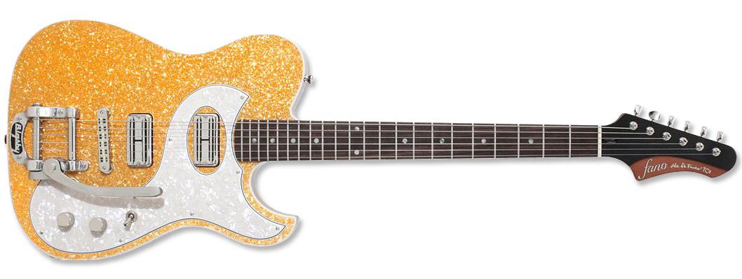 Fano TC6 Gold Sparkle