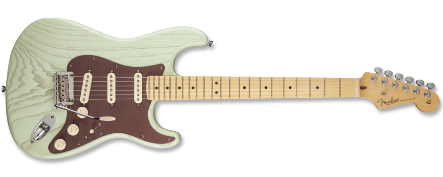 Fender FSR American Stratocaster Rustic Ash
