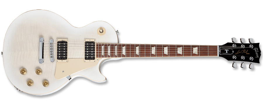 Gibson Les Paul Signature T Alpine White Burst