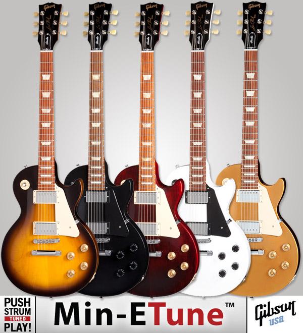 Gibson Les Paul Studio Min-ETune
