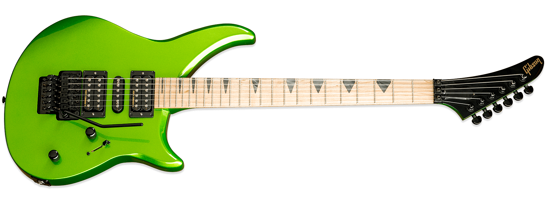 Gibson M-III Electric Lime