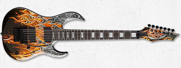 Dean Michael Angelo Batio MAB7 Warrior
