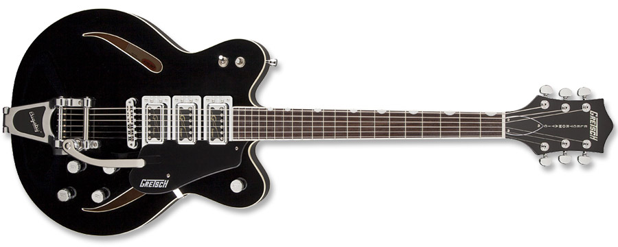Gretsch G5622T-CB Electromatic Center-Block Black