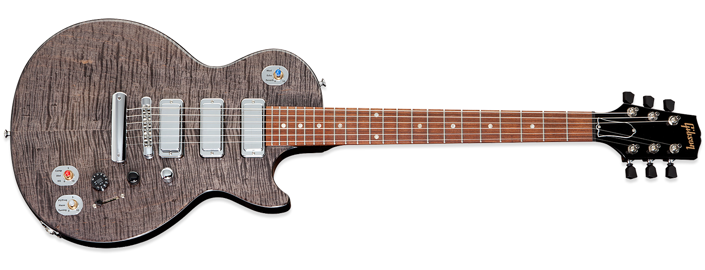 Gibson LPX Translucent Black