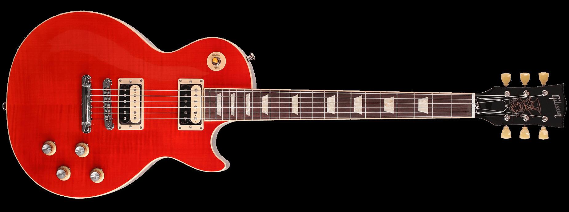 Gibson Slash Vermillion Les Paul