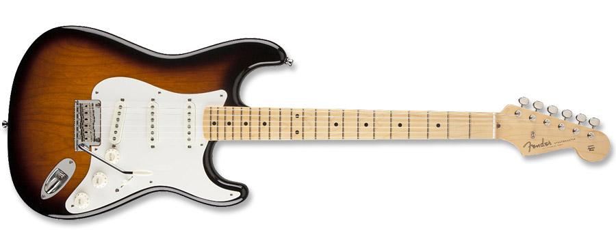 Fender Vintage Hot Rod 50s Stratocaster 2-Tone Sunburst