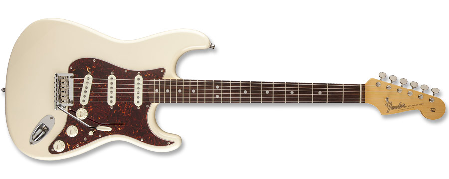 Fender Vintage Hot Rod 60s Stratocaster