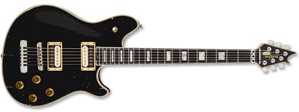 EVH Wolfgang Custom Relic USA