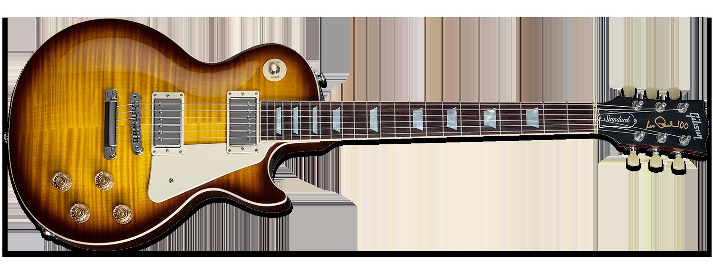 Gibson Les Paul Standard 2015 Tobacco Sunburst Candy