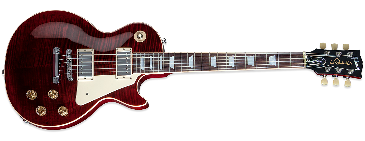 Gibson Les Paul Standard 2015 Wine Red Candy