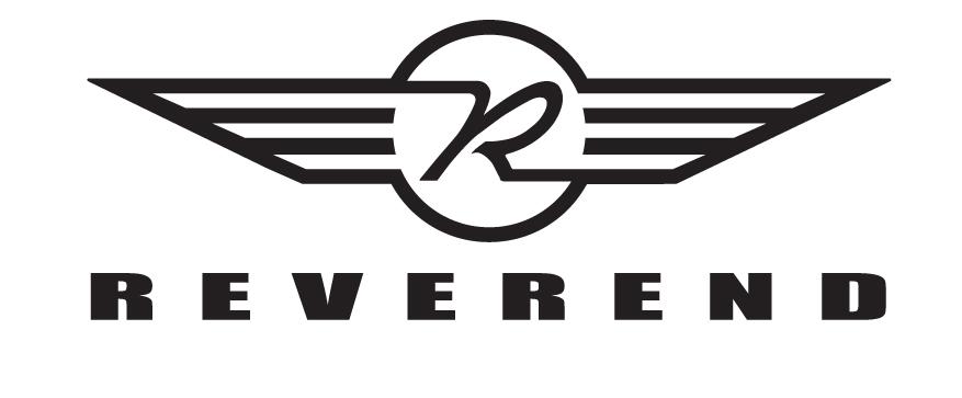 logo Reverend Guitars