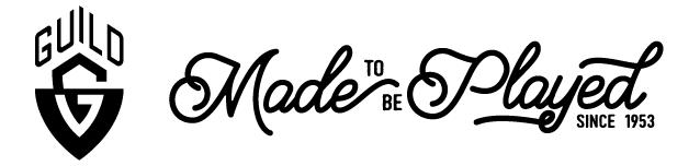 logo Guild Guitars