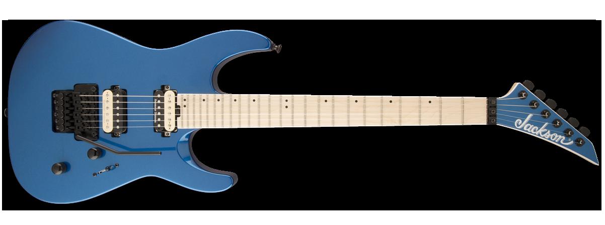 Jackson Pro Series Dinky DK2M Metallic Blue