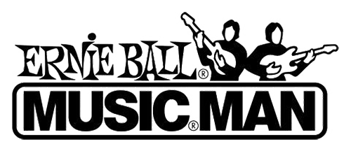 logo Ernie Ball Music Man