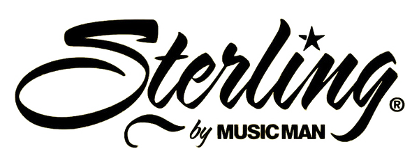logo Sterling by Music Man