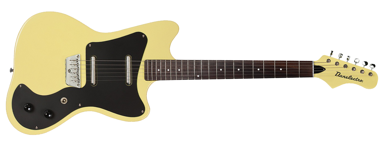 Danelectro DG67 Yellow