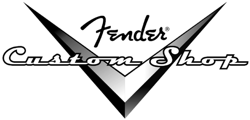 logo Fender Custom Shop