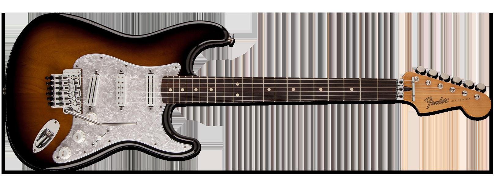 Fender Artist Dave Murray Stratocaster HHH