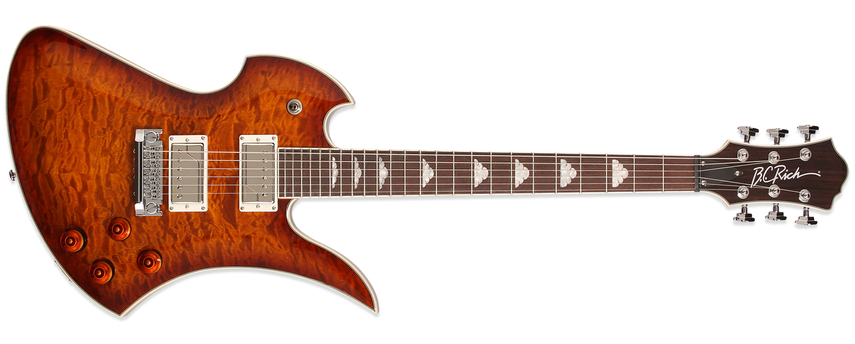 BC Rich Mockingbird Flux