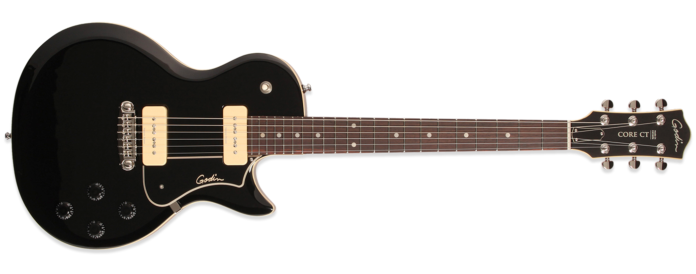 Godin Core CT P90 Black