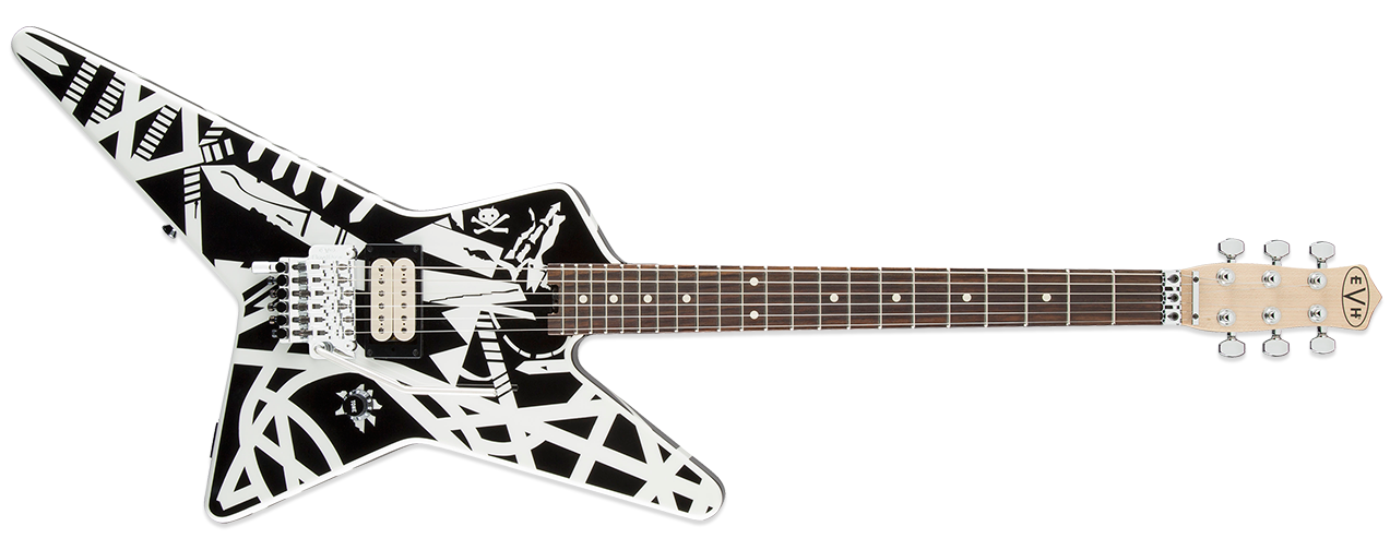 EVH Stripe Series Star