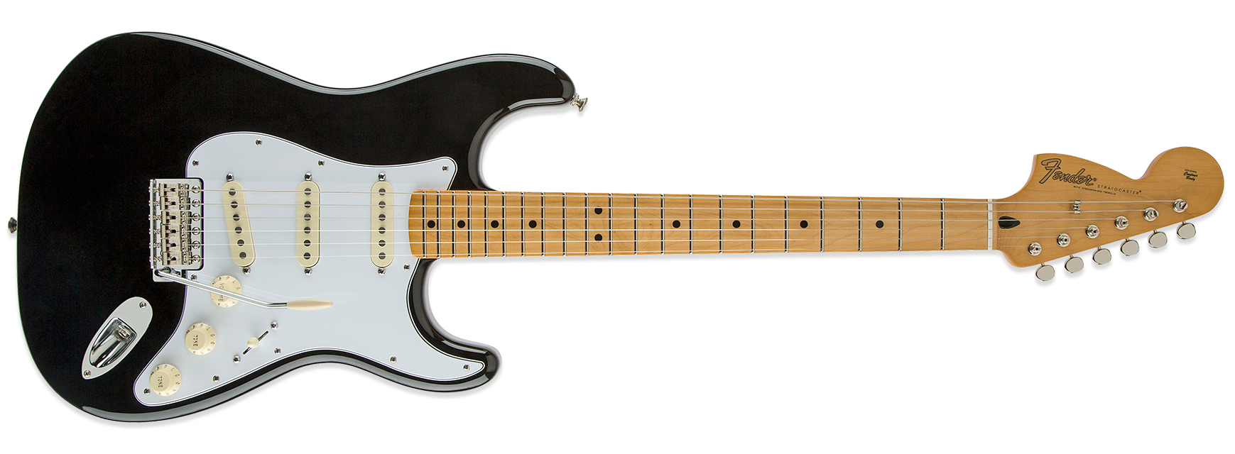 Fender Jimi Hendrix Stratocaster Black