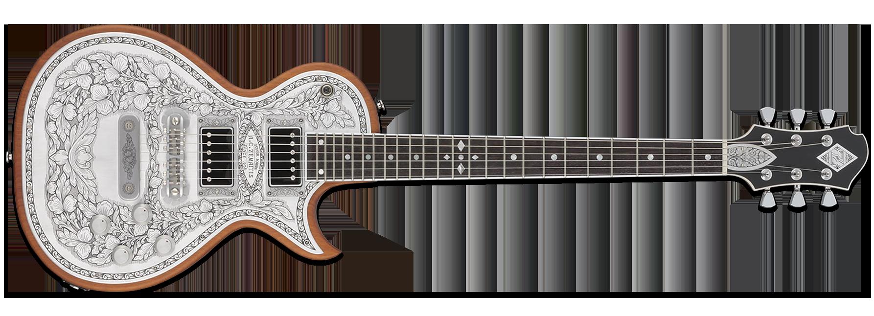 Zemaitis Metal Front MFA-101 NT