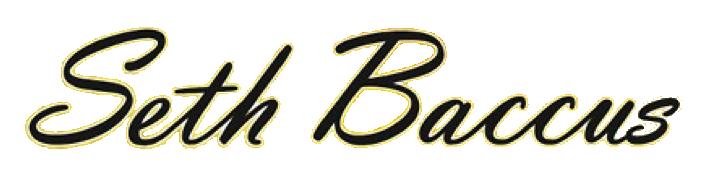 logo Seth Baccus Guitars