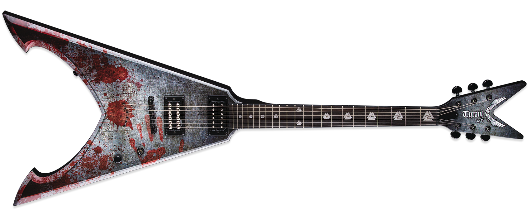 Dean Michael Amott Tyrant Battle Axe